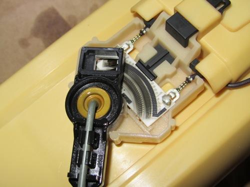 Buick Fuel Pump Level Sensor on 1999 Buick Lesabre Black